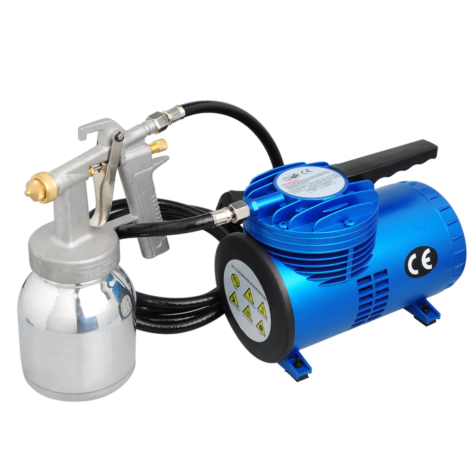 Superb Spray Painting With A Compressor Part - 5: Item Specifics