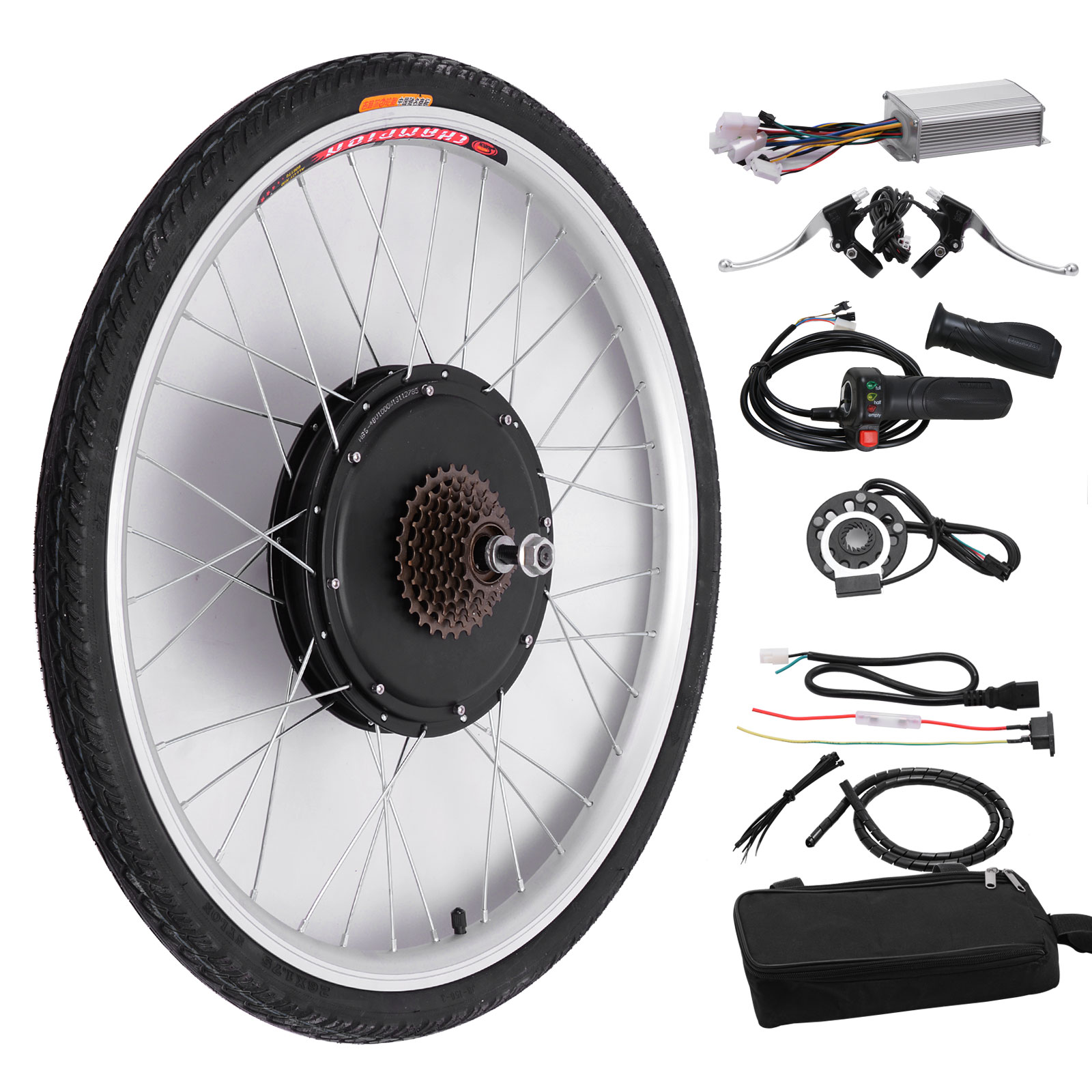 26 Quot Rear Wheel Electric Bicycle Conversion Kit 36v 250w
