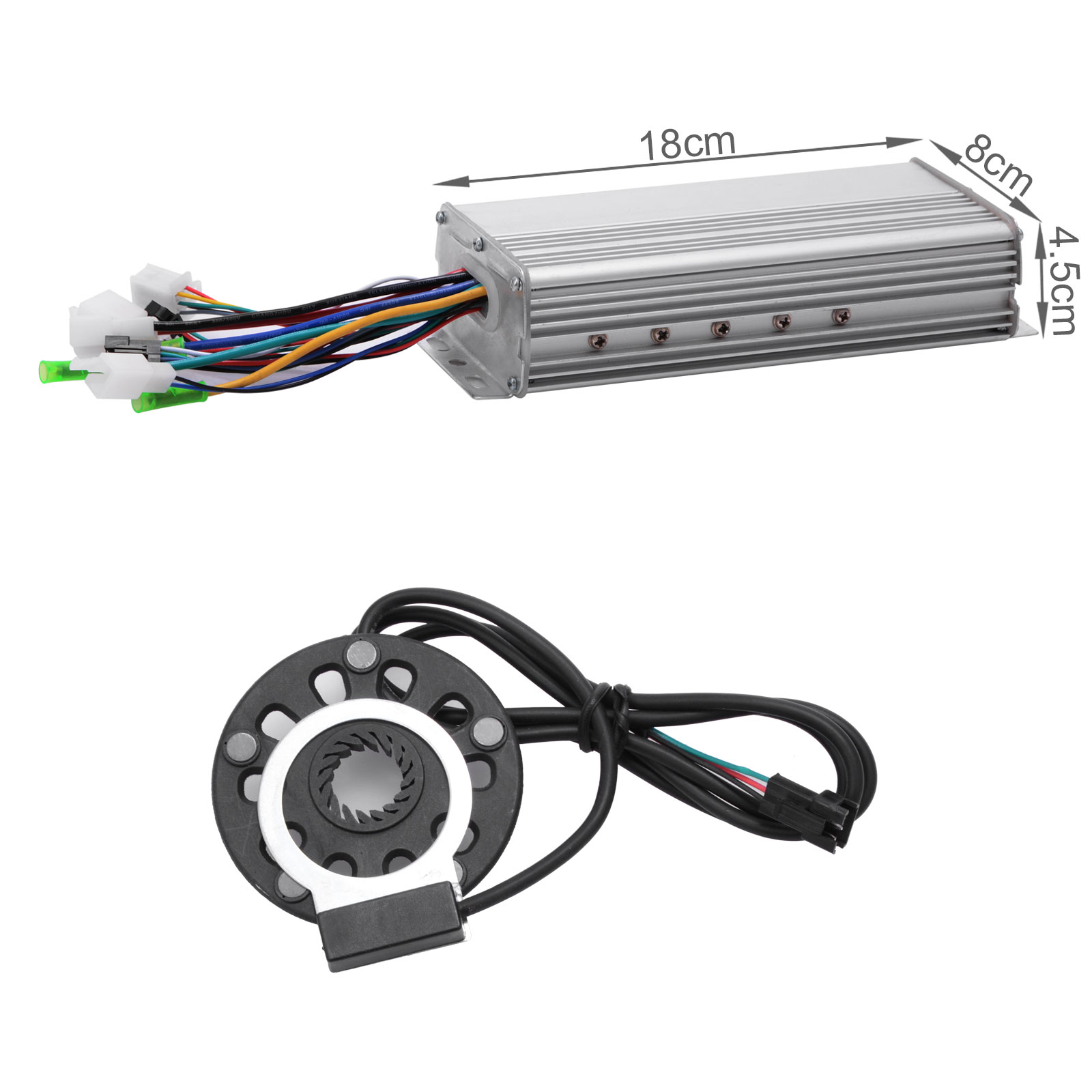 36v 500w e bike electric bicycle rear wheel motor for Bicycle electric motor kits