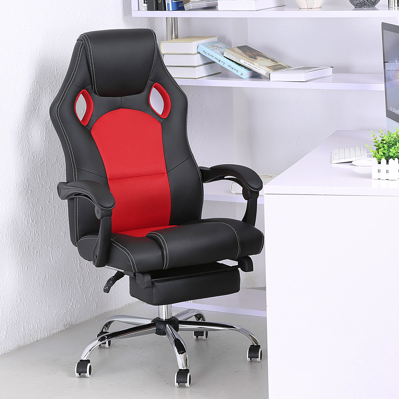 Gaming fice Chair Executive puter Racing Swivel Recline