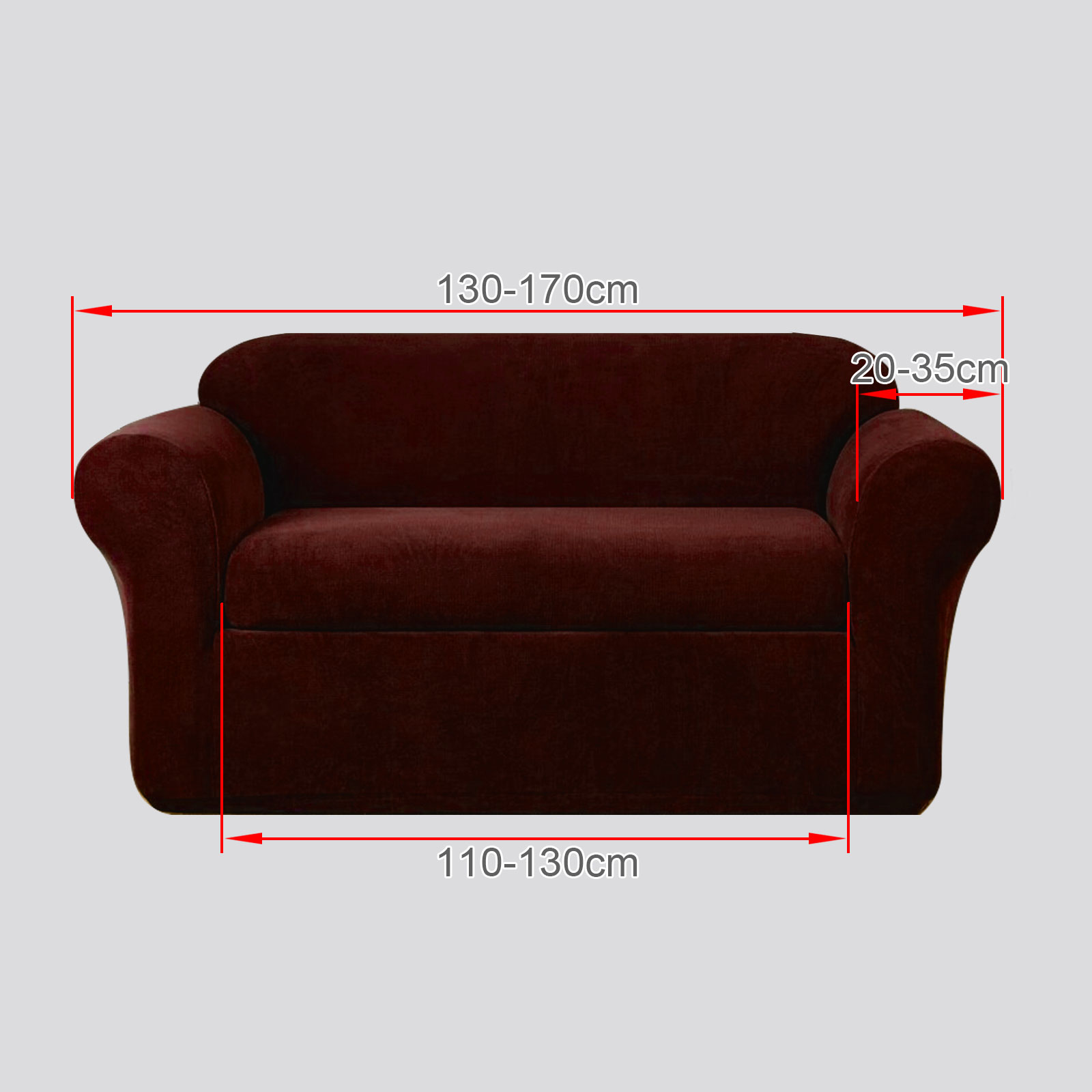 housse canap spandex polyester lycra fini 1 2 3 place sofa fauteuil extensible ebay. Black Bedroom Furniture Sets. Home Design Ideas