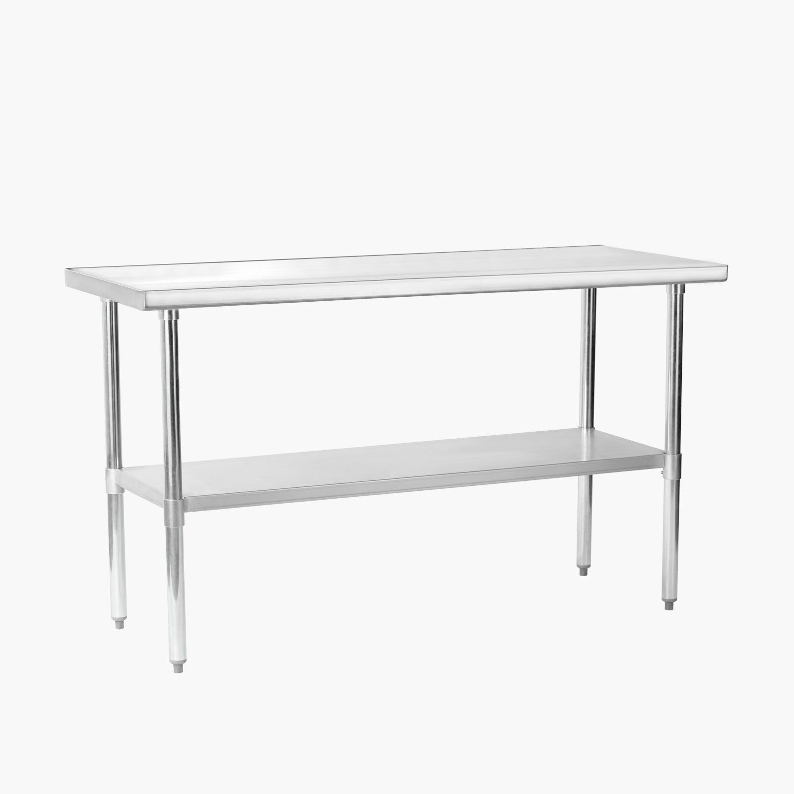 60 x 24 commercial stainless steel work bench catering