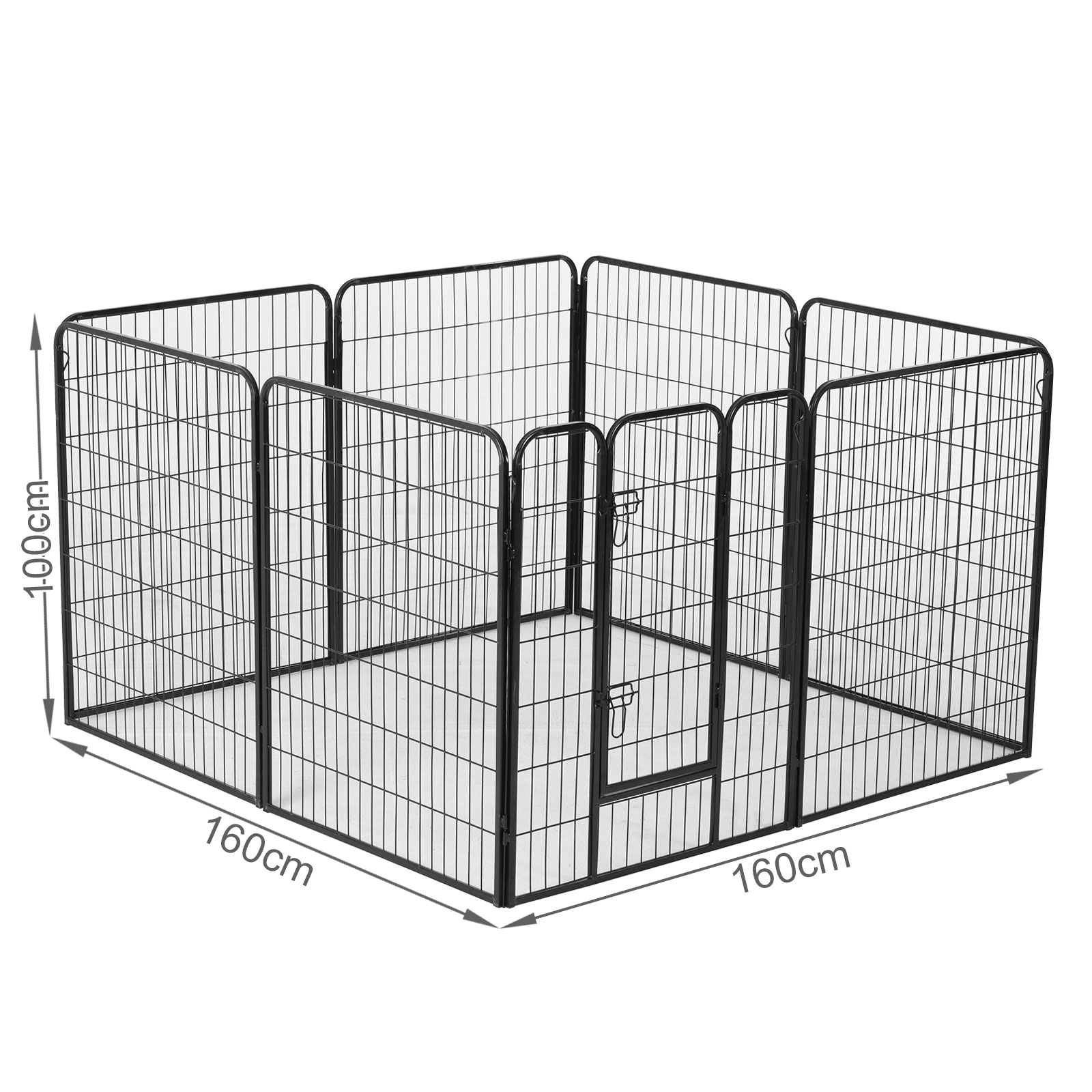 drop pin dog crate assembly instructions