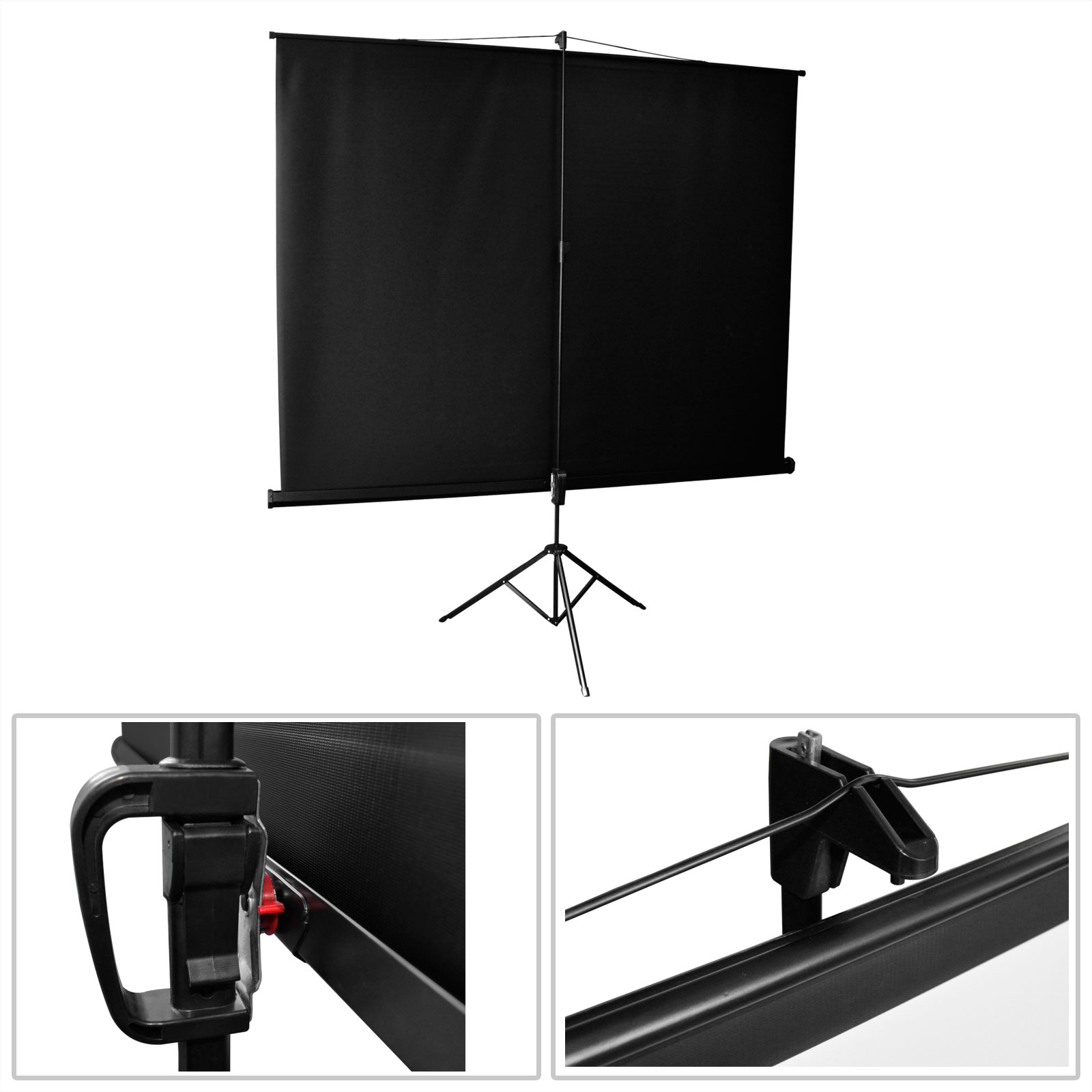 how to fix a projection screen tv