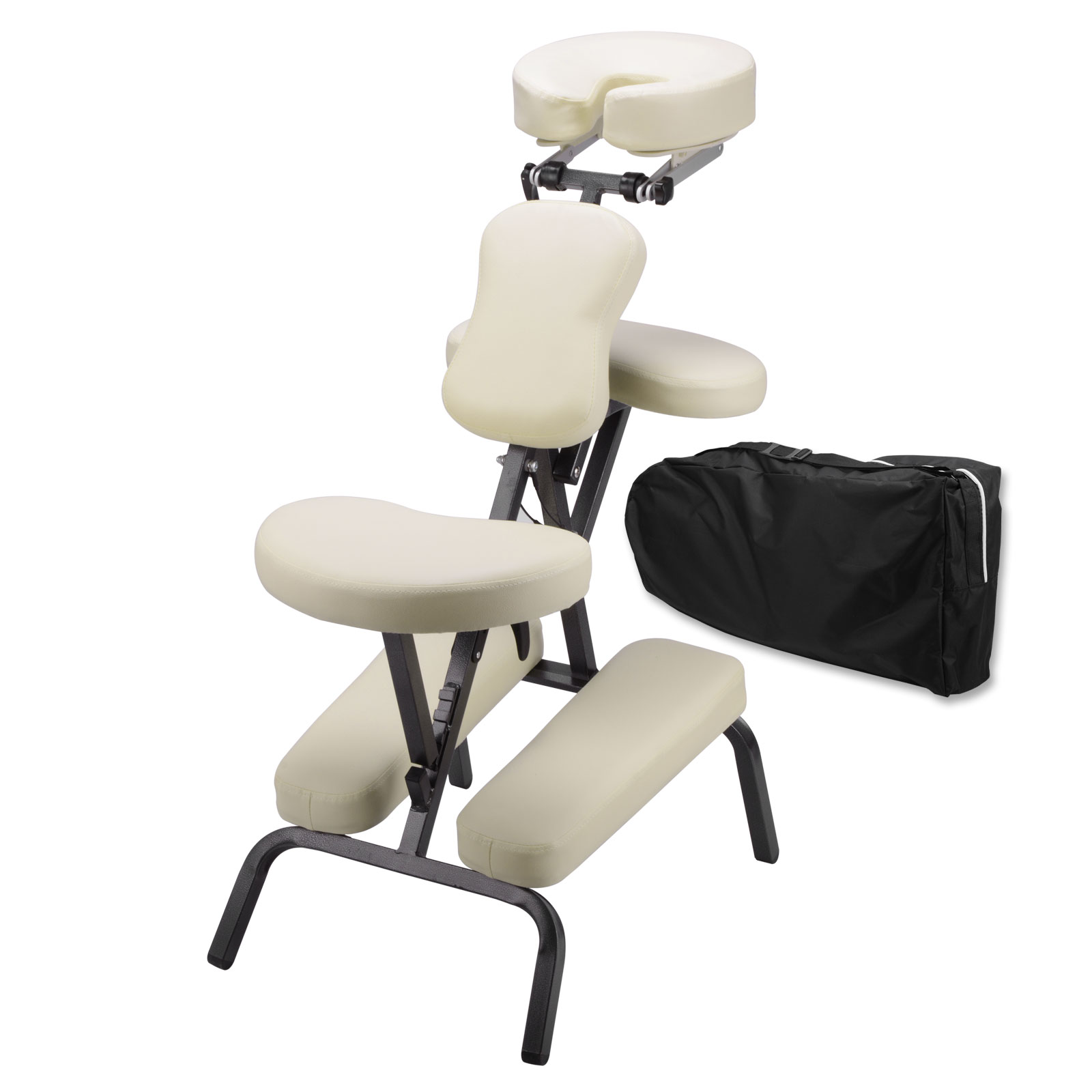 Portable Massage Chair Lightweight Folding Indian Therapy