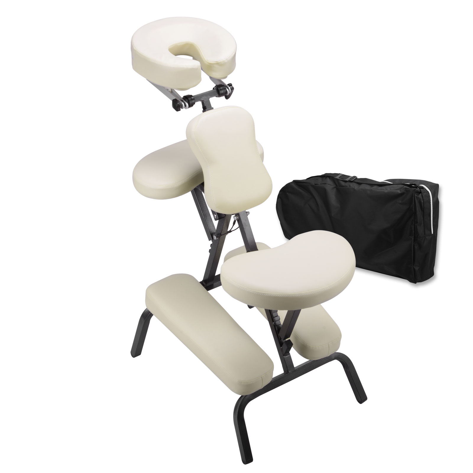 Indian Head Massage Chair Folding Portable Stool Beauty Therapy