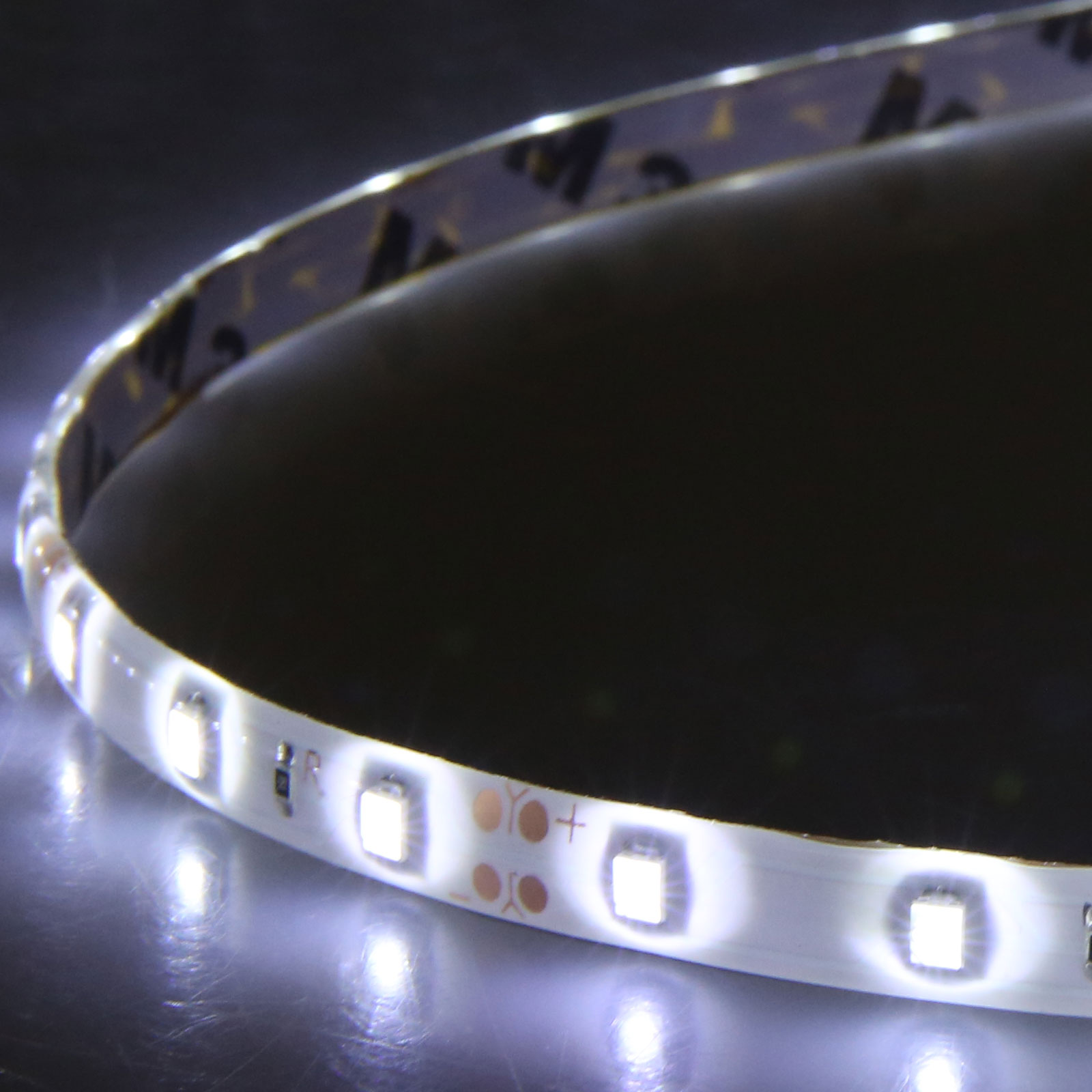Cool white smd 3528 led strip light waterproof 300 leds Cool things to do with led strips