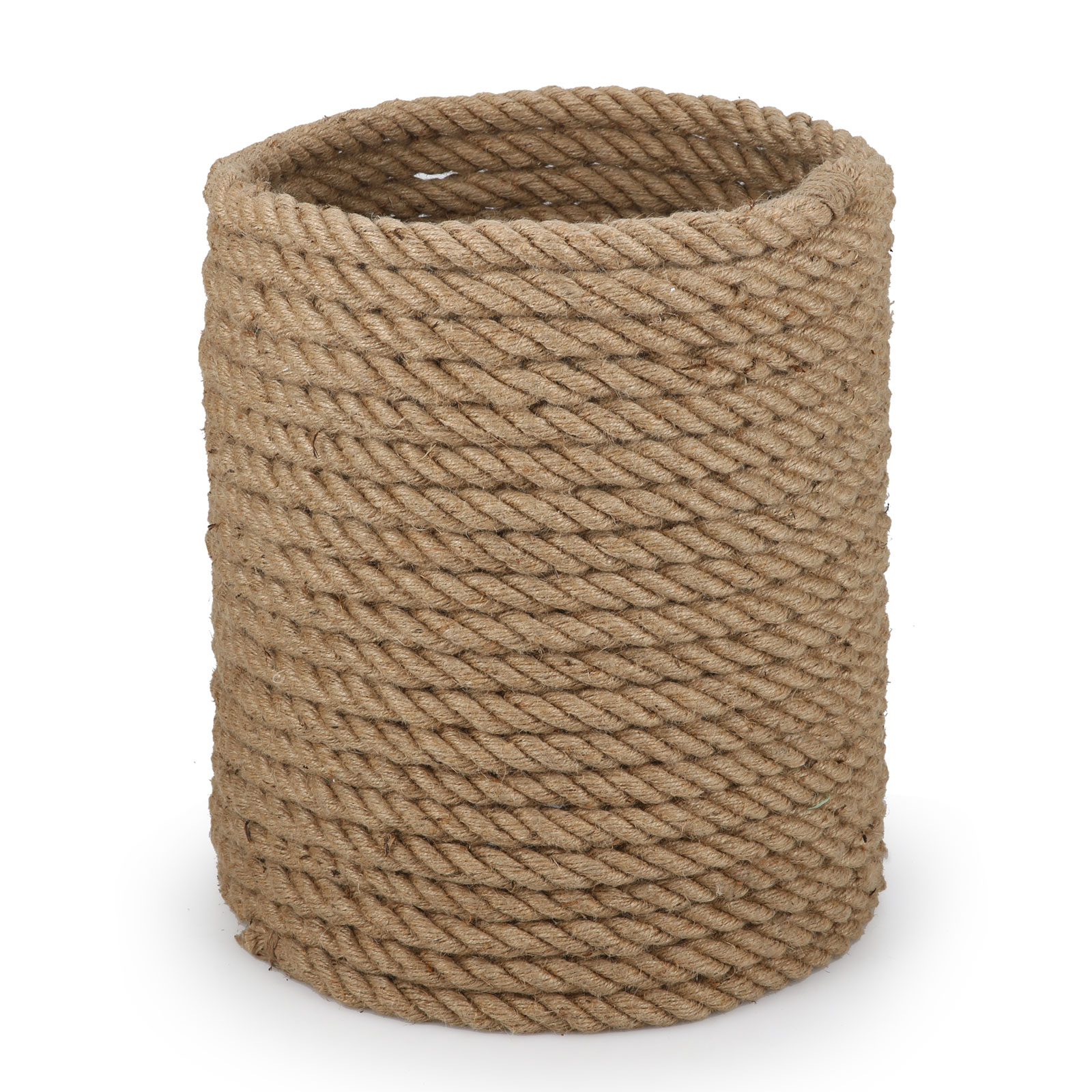 66 99FT Strong Tug Of War Rope Heavy Duty 34mm 4 Strand