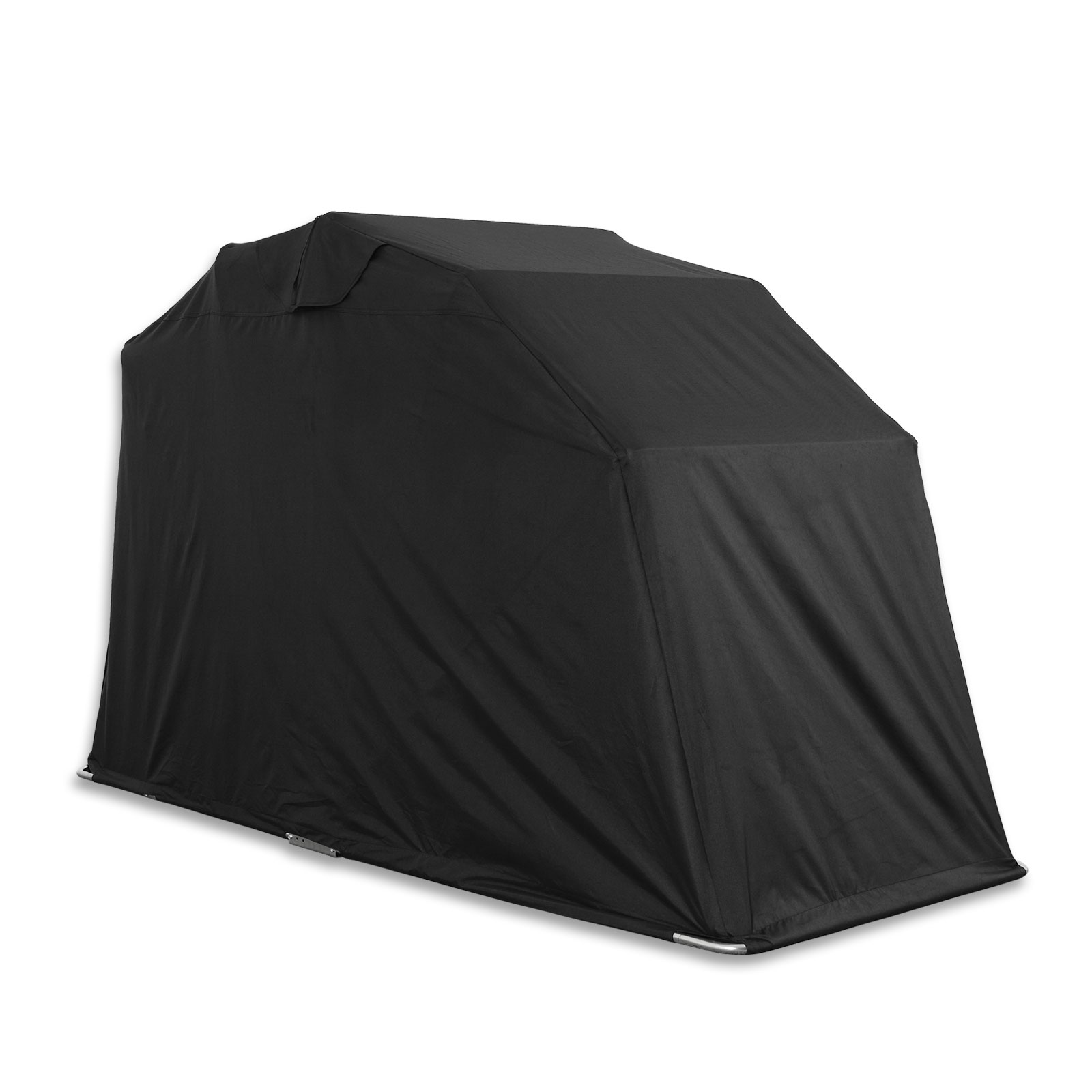 Portable Motorcycle Covers : Motorcycle bike tent shed outdoor cover folding garage