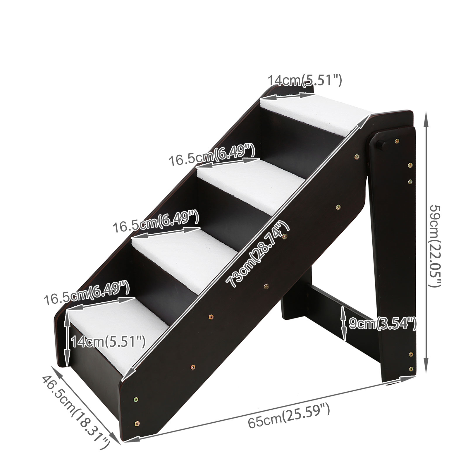 Folding Dog Stairs Uk